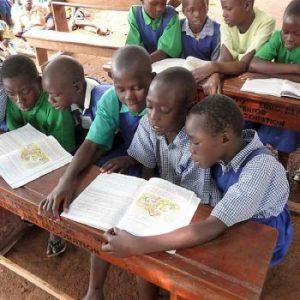 Stichting Booeksteps beter lesmateriaal voor leerlingen